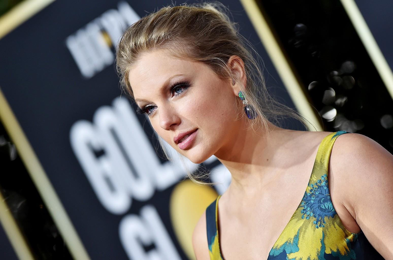Taylor Swift, Golden Globe Awards