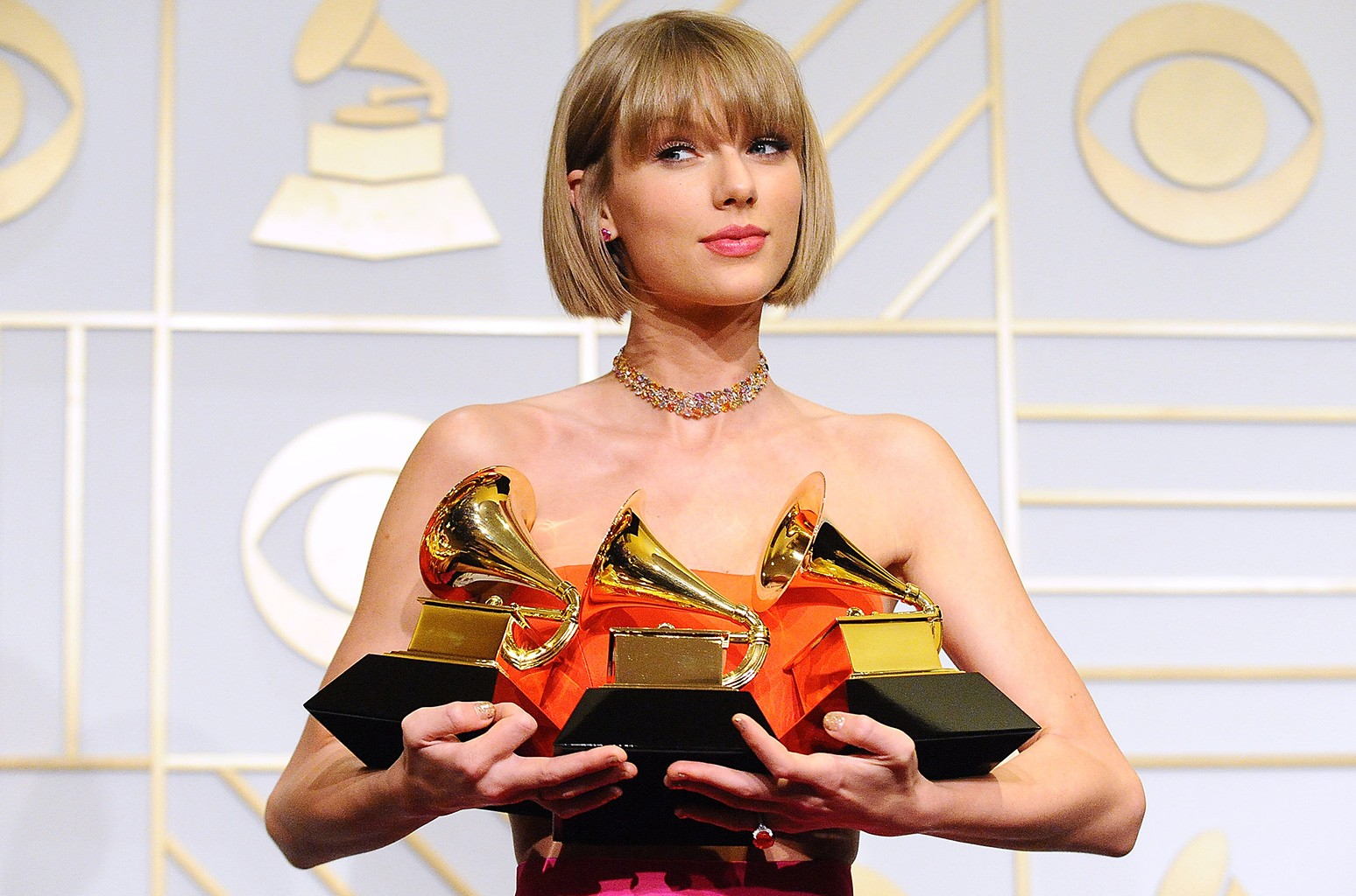 Taylor Swift, Grammys 2016