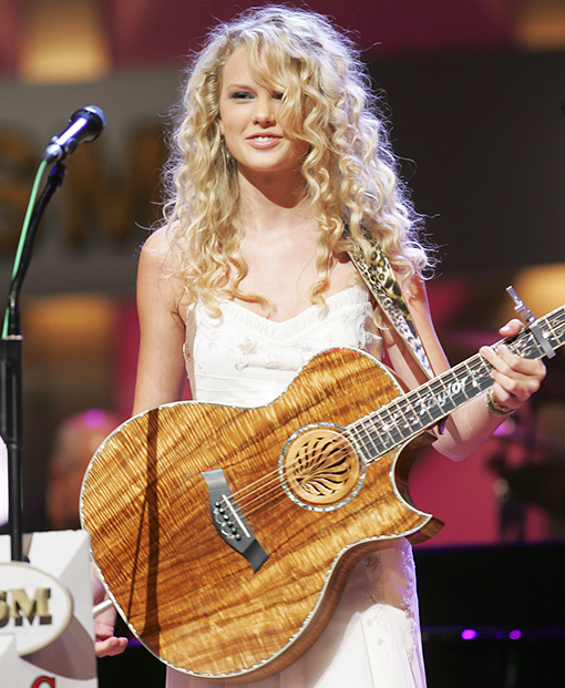 4 Ways Billboard Woman Of The Year Taylor Swift Changed Country Music Billboard
