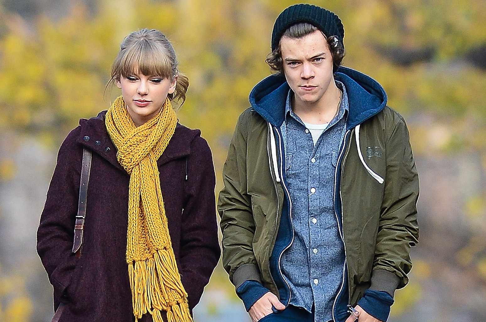 Harry Styles Opens Up About How His Relationship With Taylor Swift Was A Learning Experience Billboard