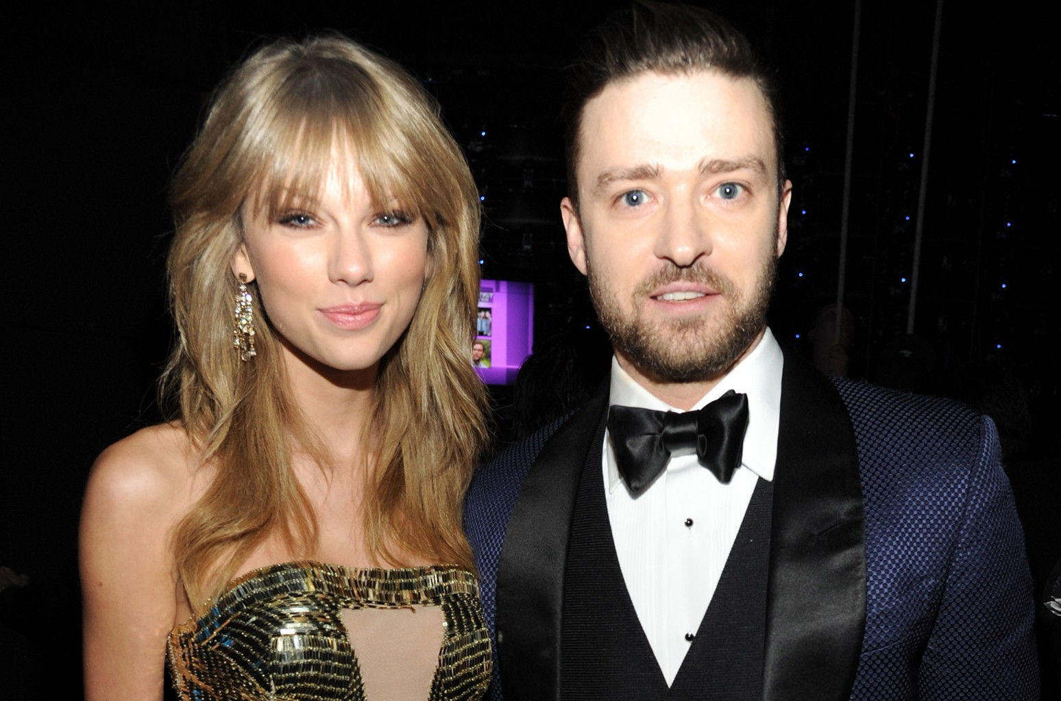 Relive The Moment Justin Timberlake Helped Mend Taylor Swift S Broken Heart Billboard
