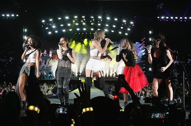 Taylor Swift Little Mix 2015