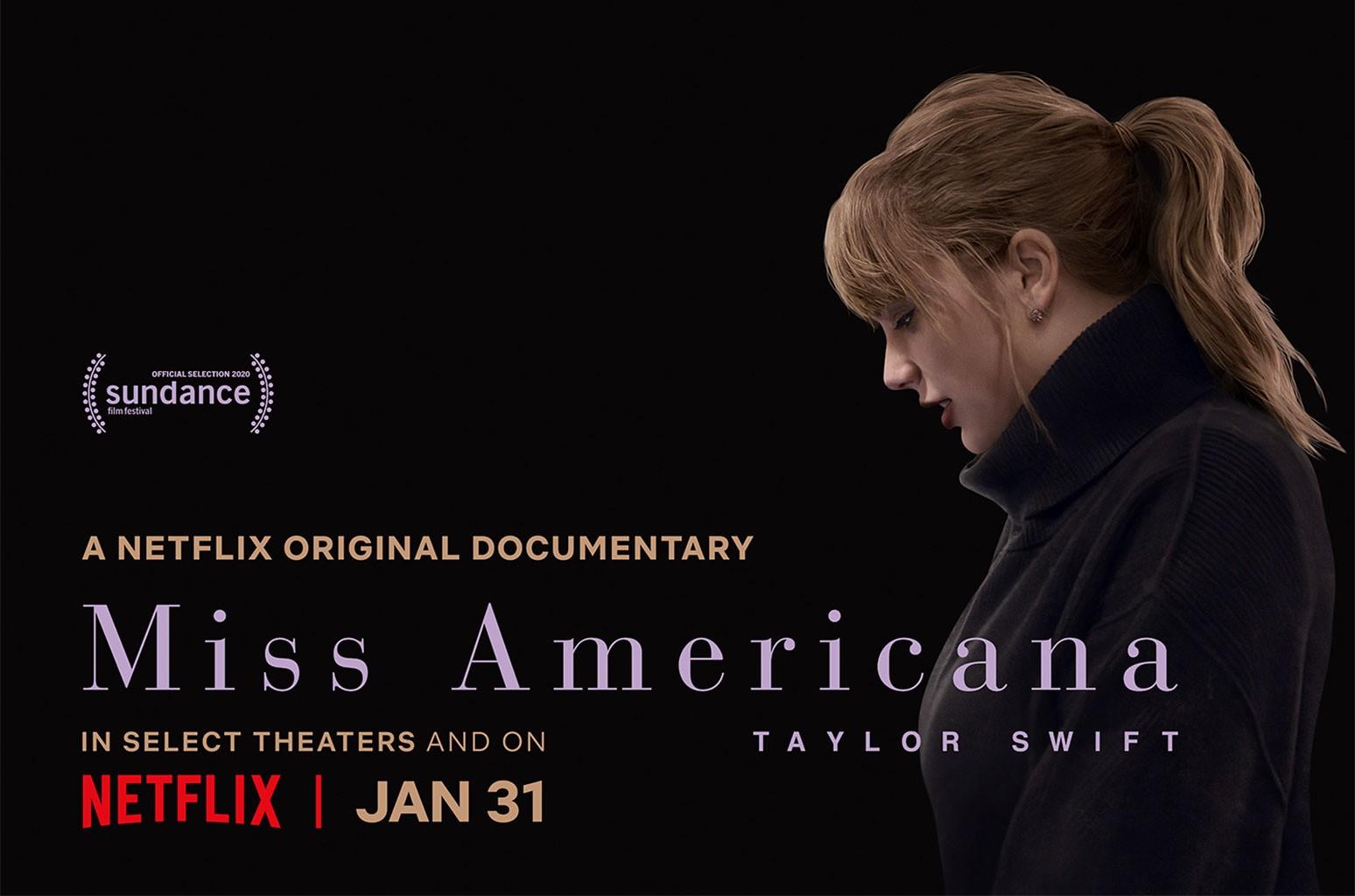 Taylor Swift Miss Americana Netflix Doc Has A Release Date We Re So Ready For It Billboard
