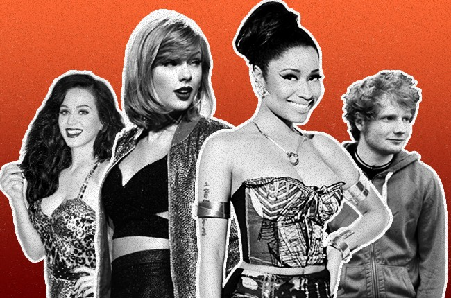 Nicki Minaj and Taylor Swift Feud Timeline