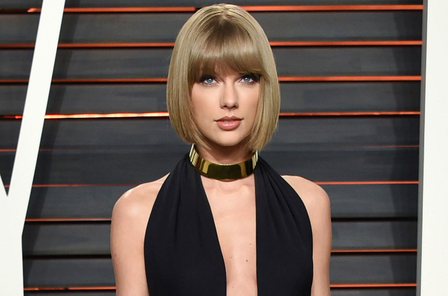 Taylor Swift, 2016