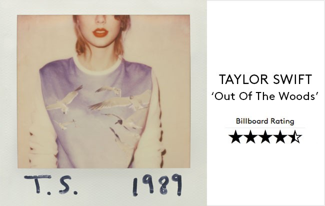 Taylor Swift-- Out Of The Woods Review