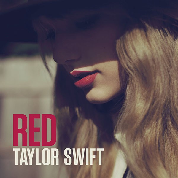 Taylor Swift: Red, 2012.