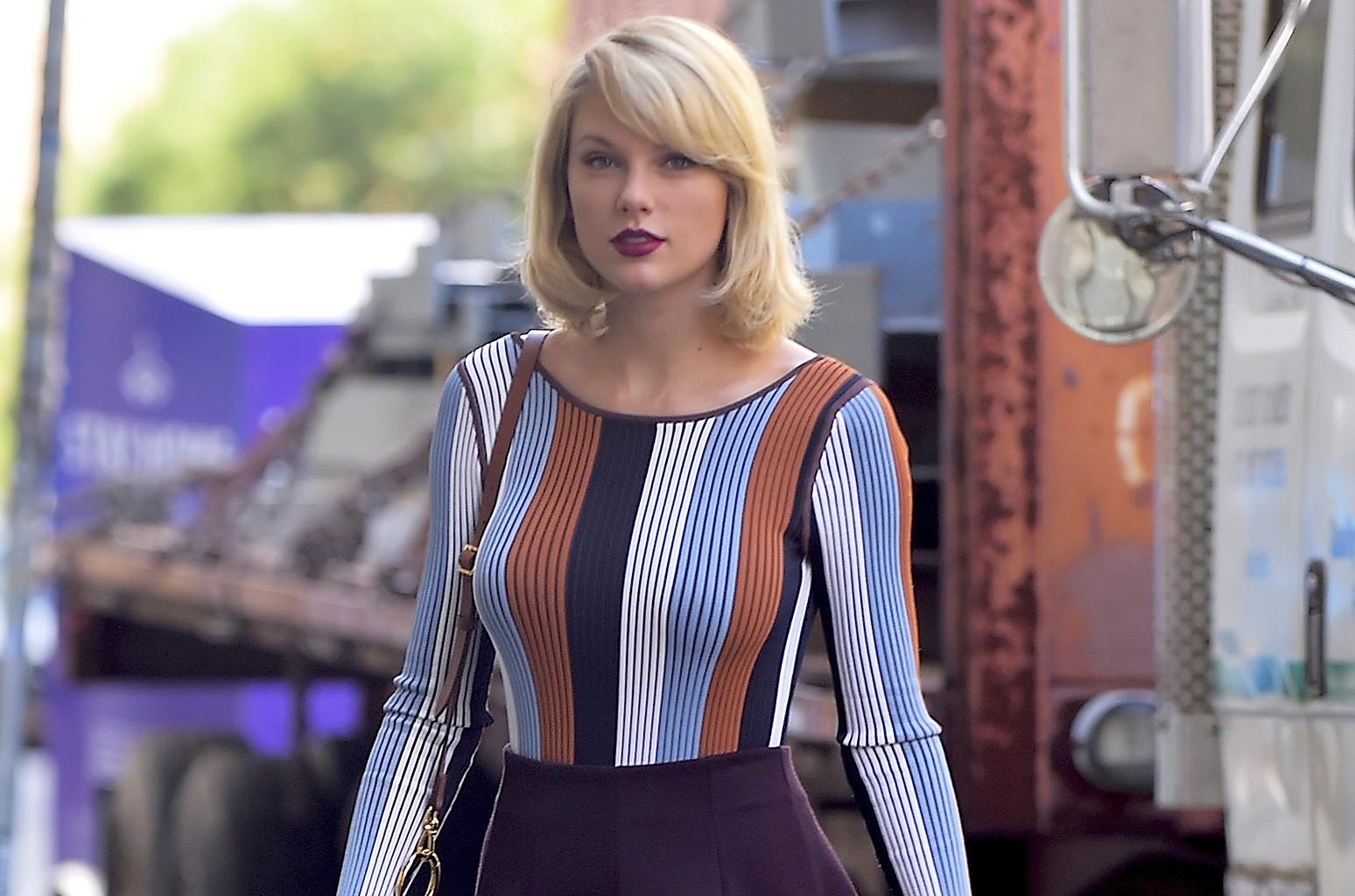 Taylor Swift in 2016