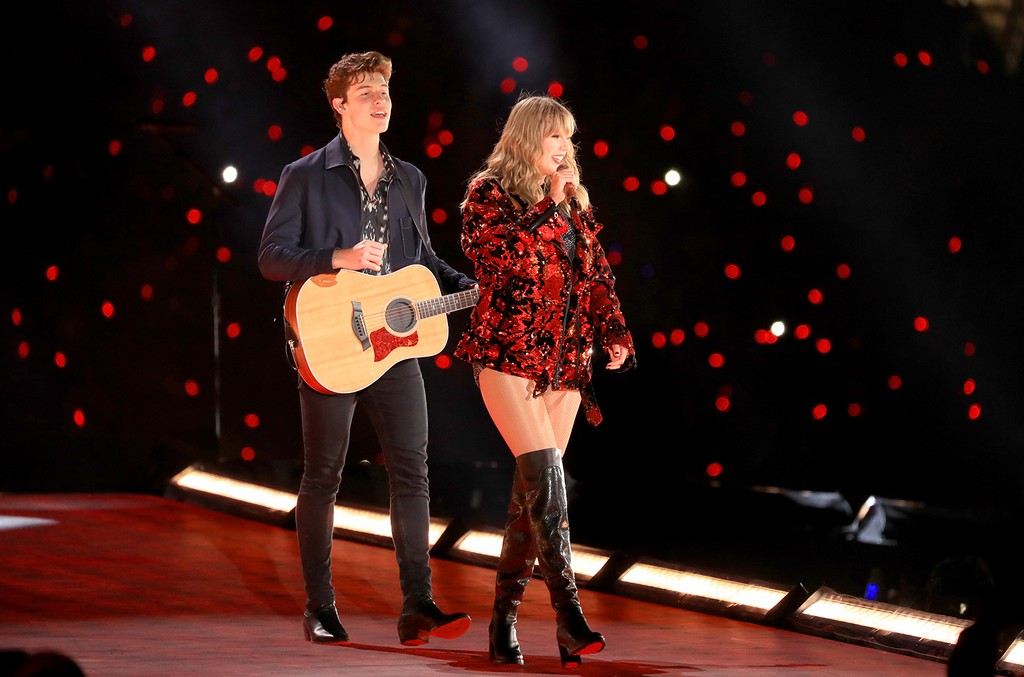 Shawn Mendes & Taylor Swift