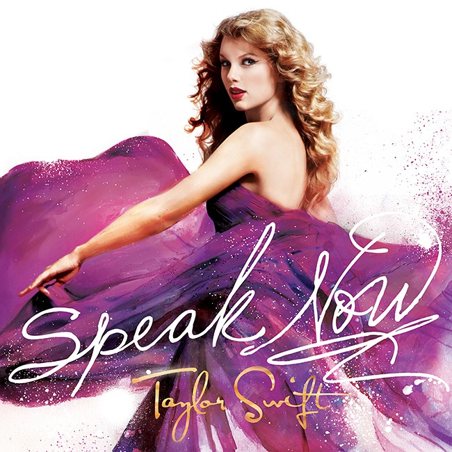 Taylor Swift, 'Speak Now' (2010)