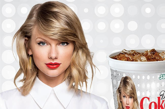 Taylor Swift for Subway