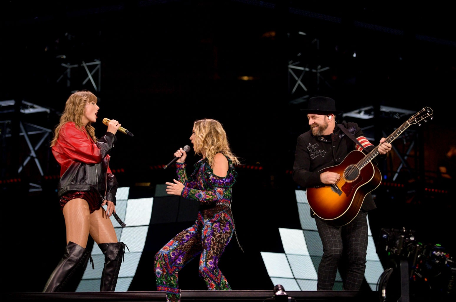 Taylor Swift & Sugerland