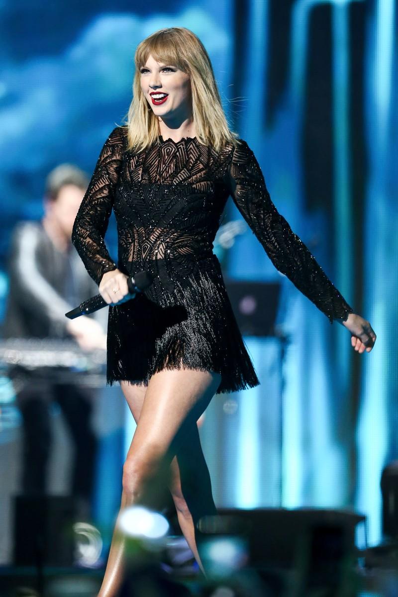 Taylor Swift, 2017