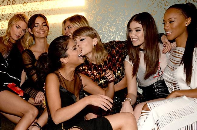 Taylor Swift Squad 2015