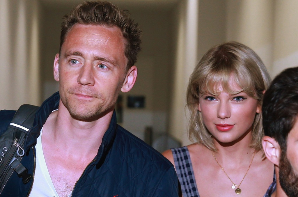 Tom Hiddleston and Taylor Swift 2016