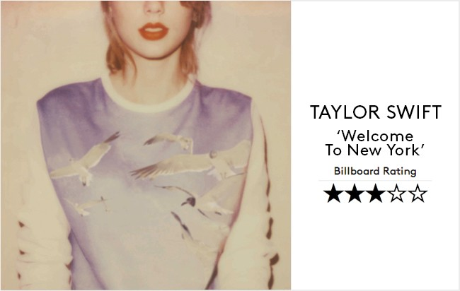 Taylor Swift -- Welcome To New York Review