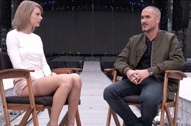 Taylor Swift Zane Lowe Beats 1