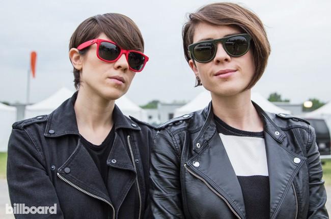Tegan and Sara at Firefly 2014
