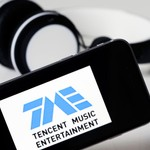 Tencent Music Beats Spotify