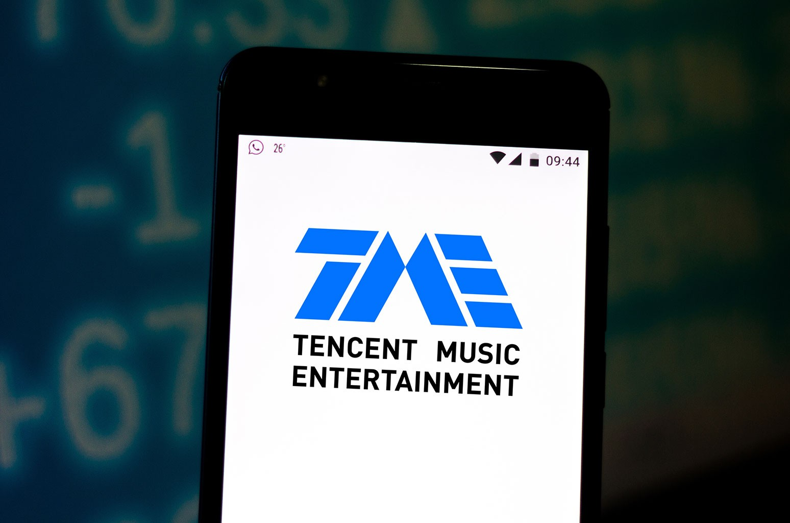 Tencent Music Entertainment