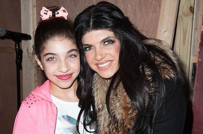 Teresa and Gia Giudice