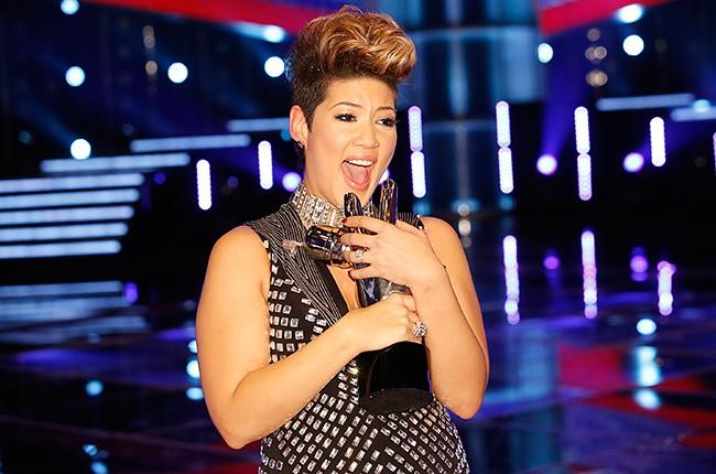 Tessanne Chin Wins 'The Voice' Season 5   Billboard