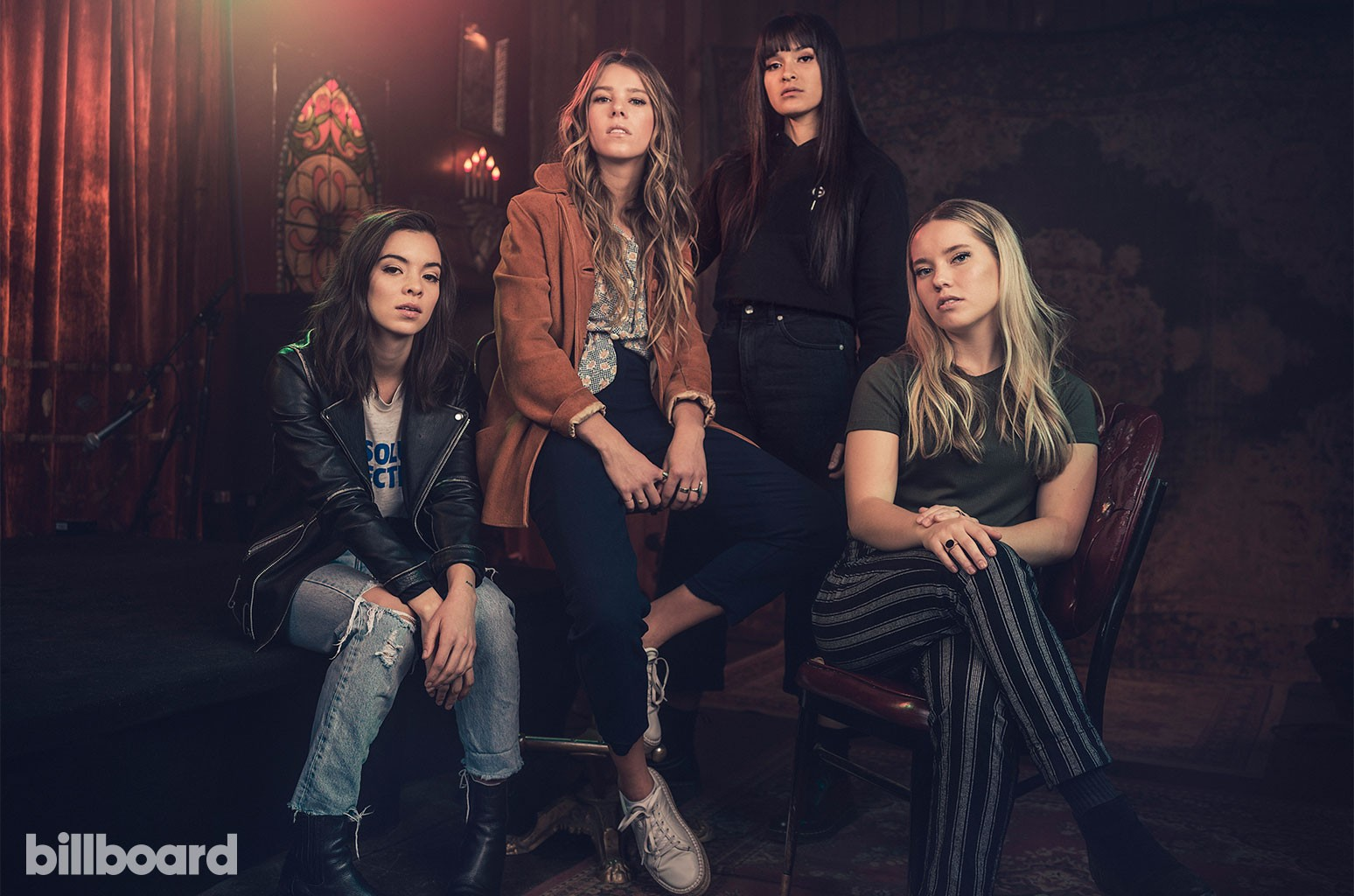 The Aces, 2017