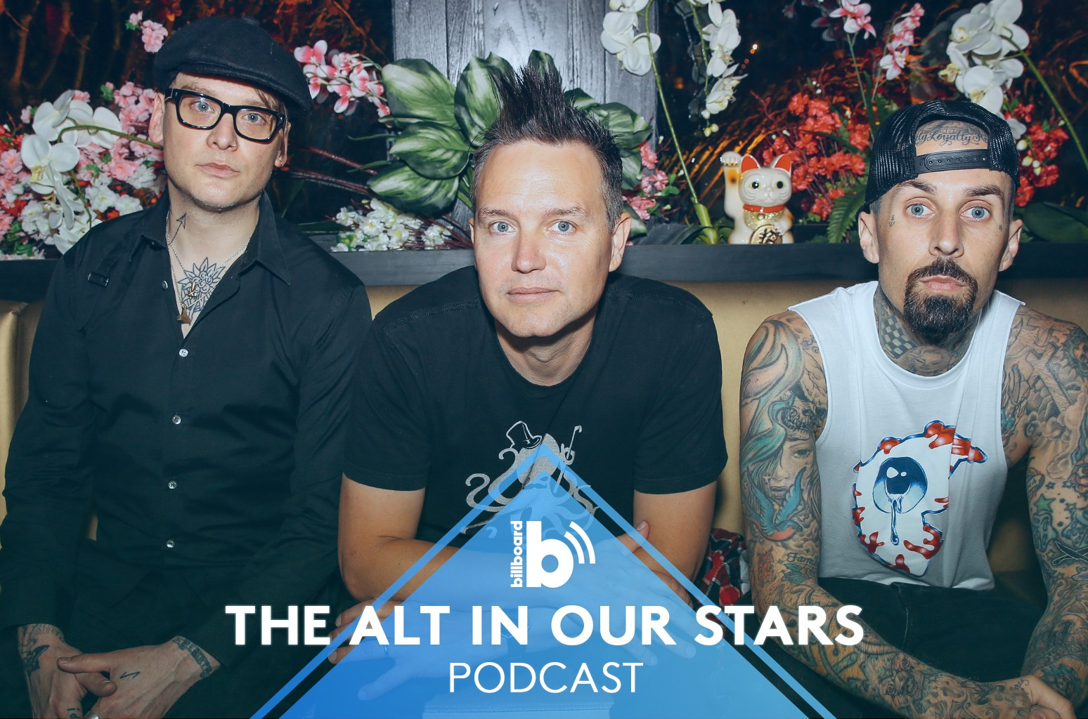 The Alt in Our Stars Podcast featuring: blink 182