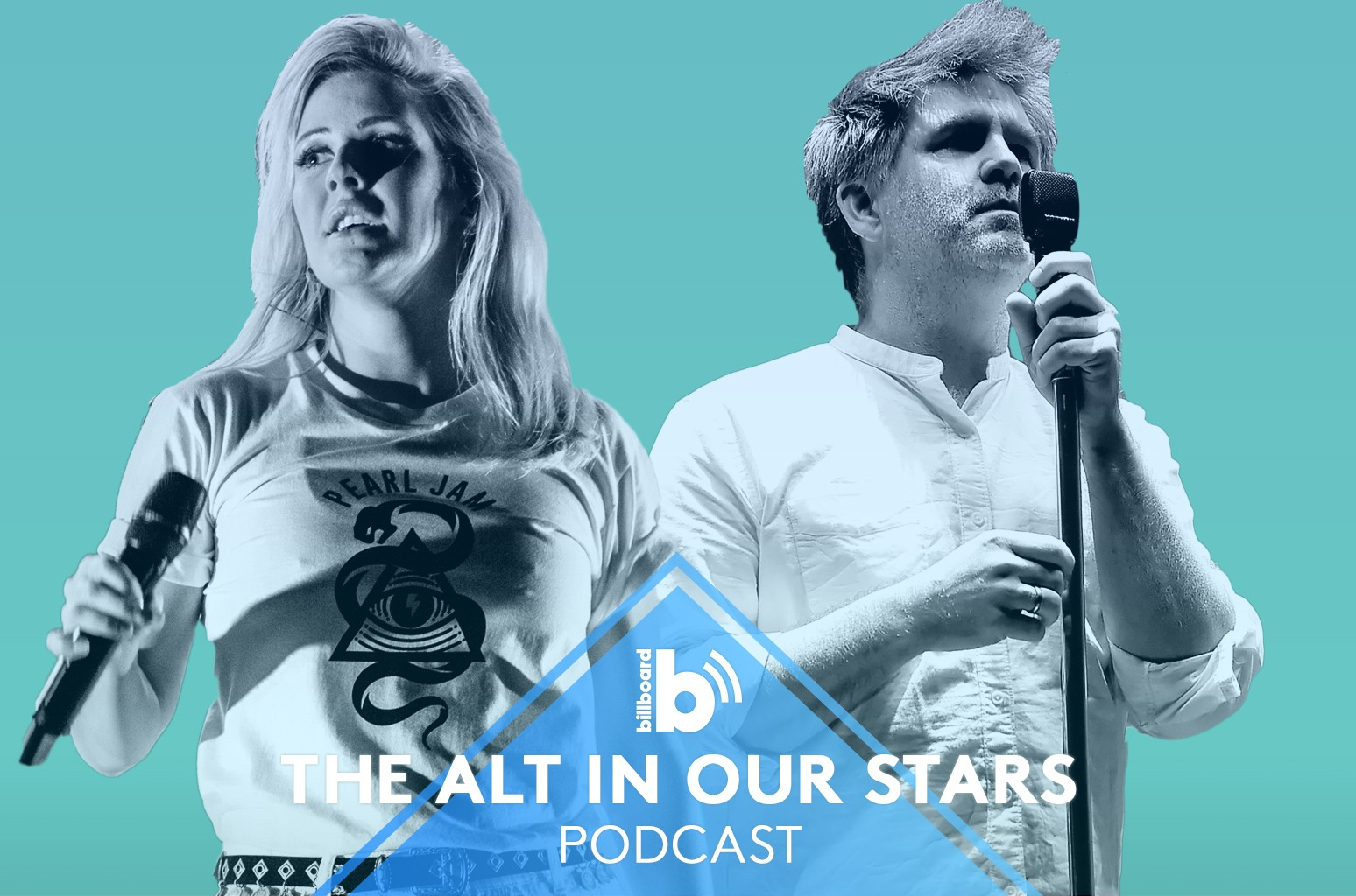 The Alt in Our Stars Podcast: Ellie Goulding and LCD Soundsystem