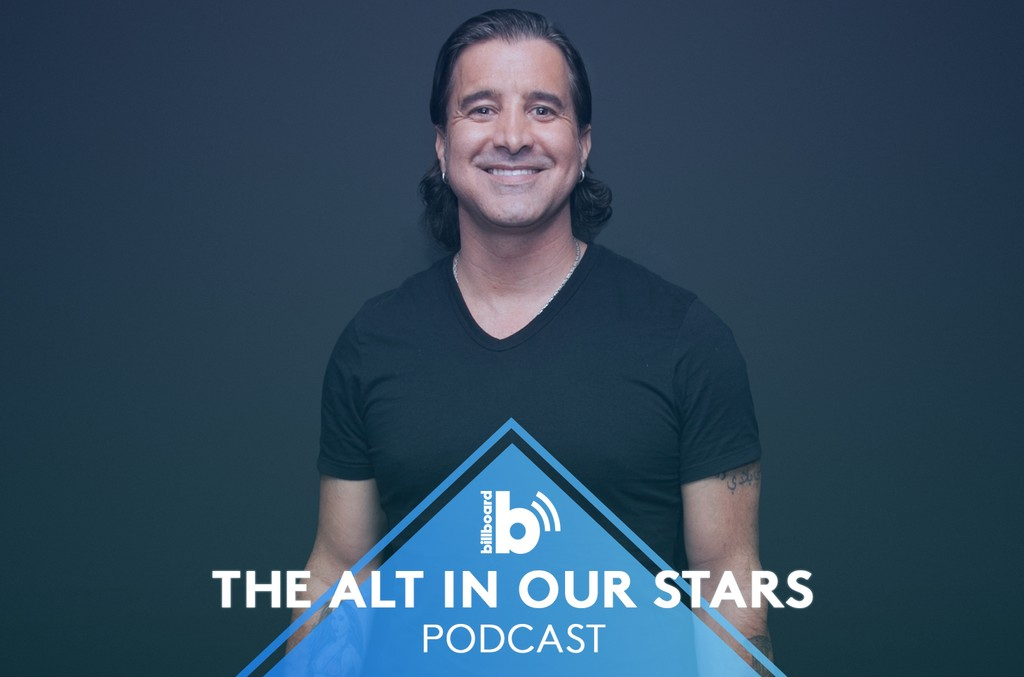 The Alt in Our Stars Podcast featuring: Scott Stapp