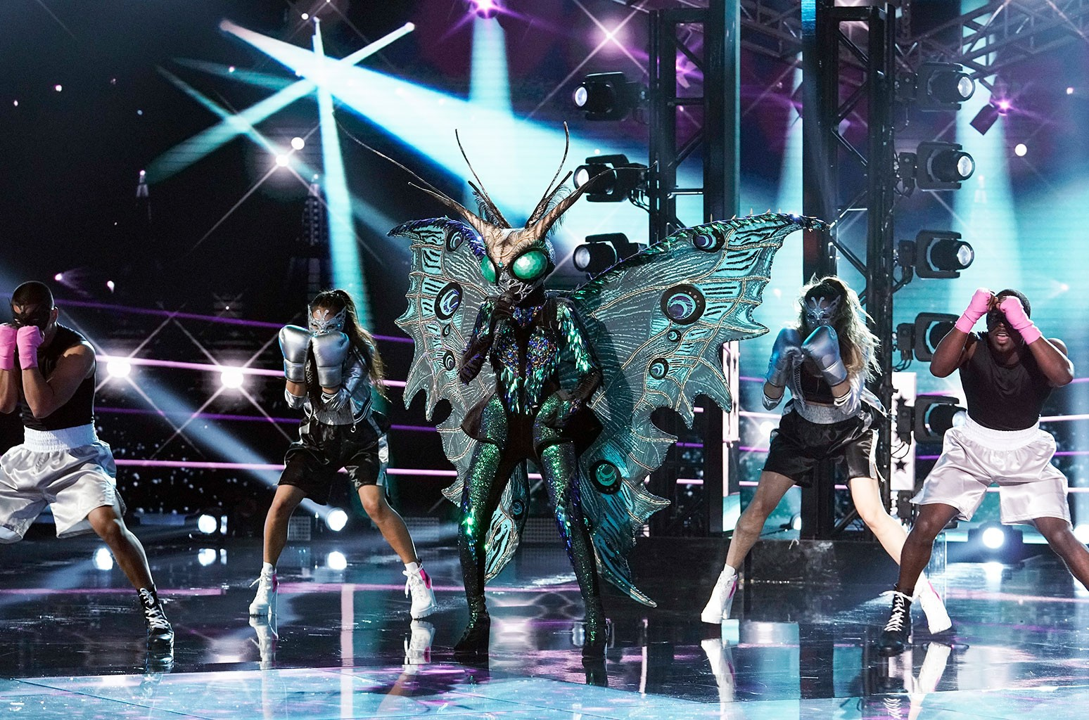 The Butterfly Masked Singer