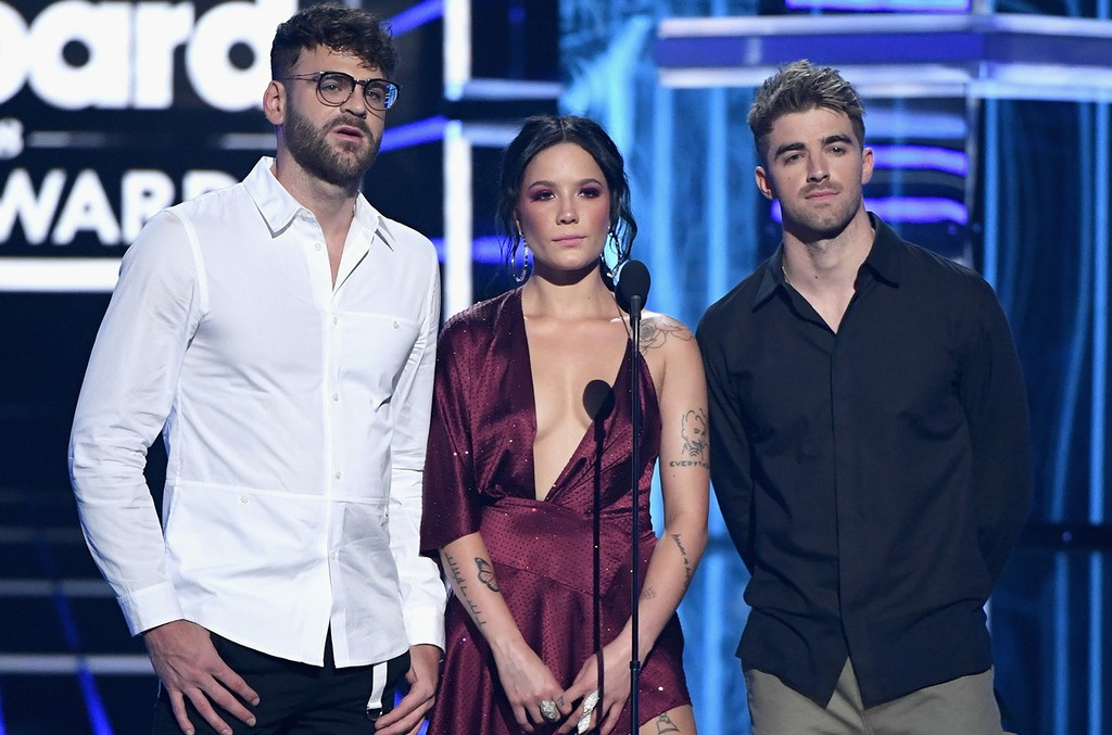 The Chainsmokers & Halsey
