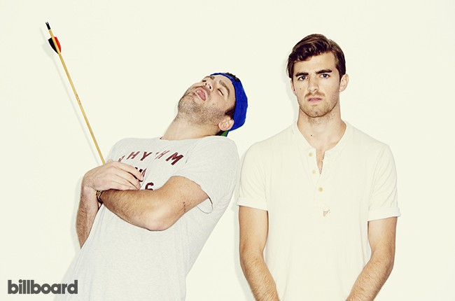 The Chainsmokers Hot 100 Festival 2015