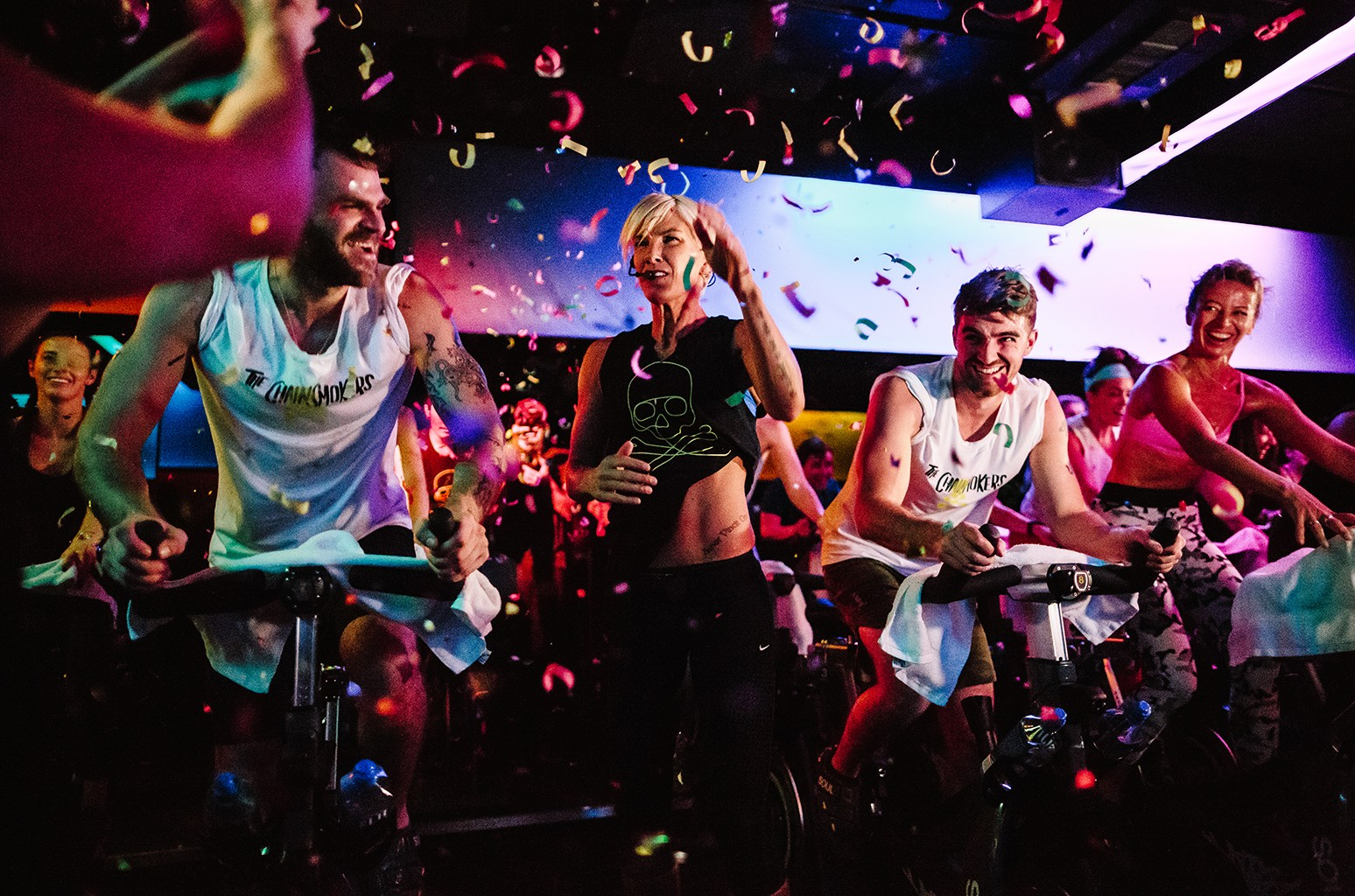 Chainsmokers Soulcycle