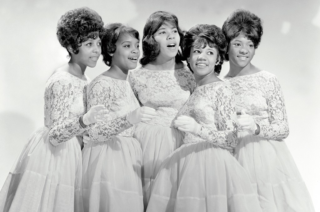 The Crystals, 1962