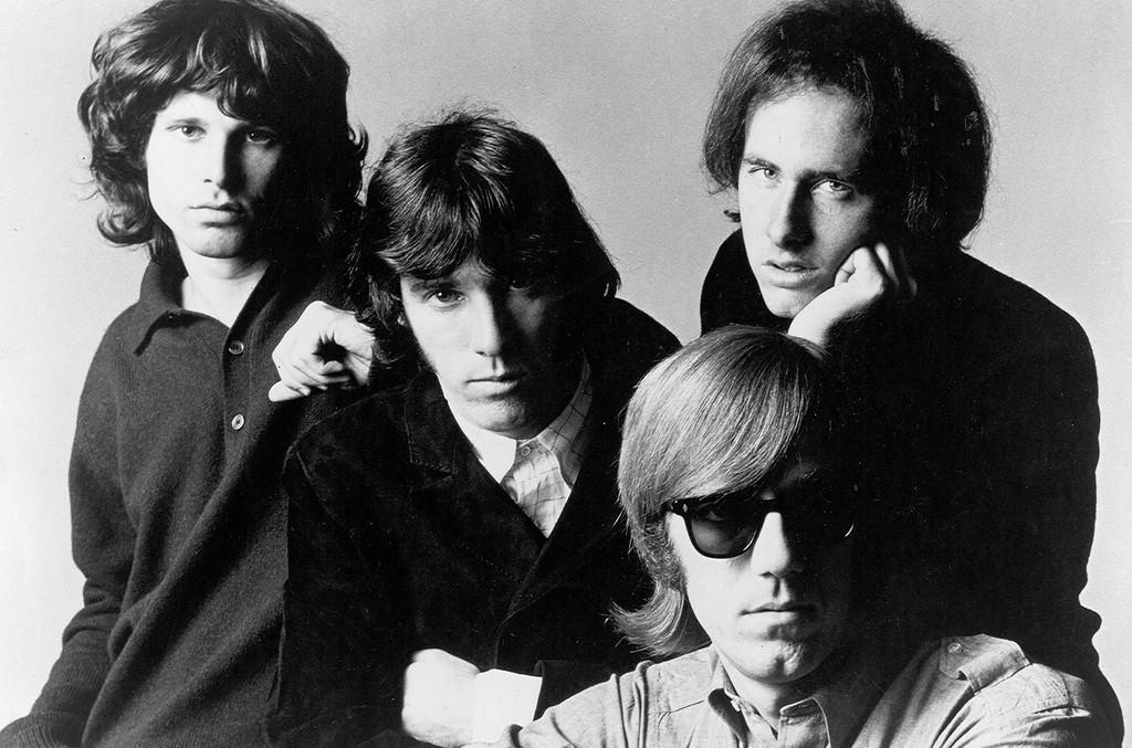 The Doors in 1966