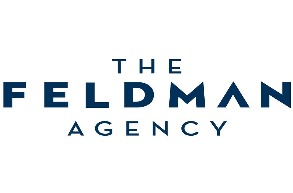 The Feldman Agency logo
