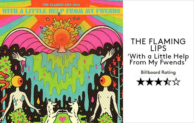 The Flaming Lips-- With A Little Help From My Fwends Album Review