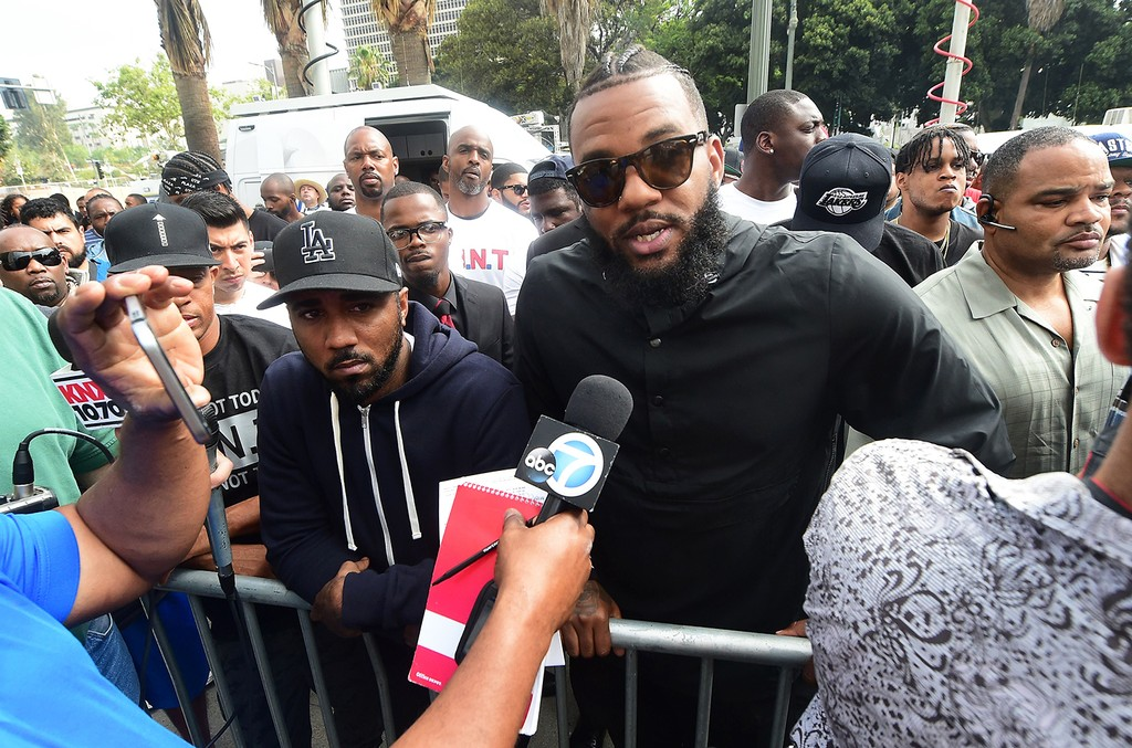 The Game in Los Angeles