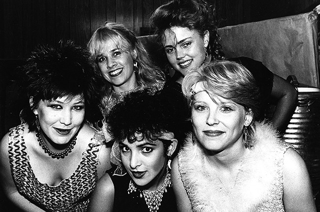 The Go-Go's 1981