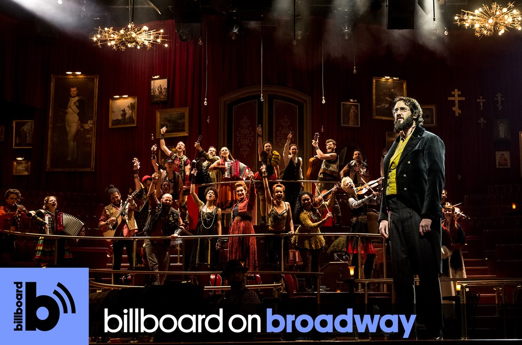 "Josh Groban and the cast of ""Natasha, Pierre & THE GREAT COMET of 1812."""