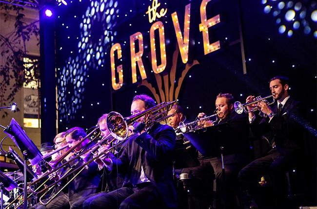 The Grove Celebrates Frank Sinatra's 100th Birthday