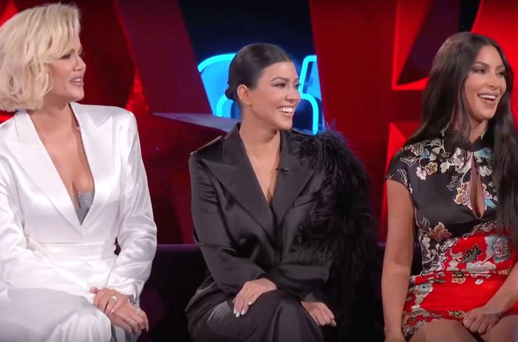 The Kardashians Jimmy Kimmel Live