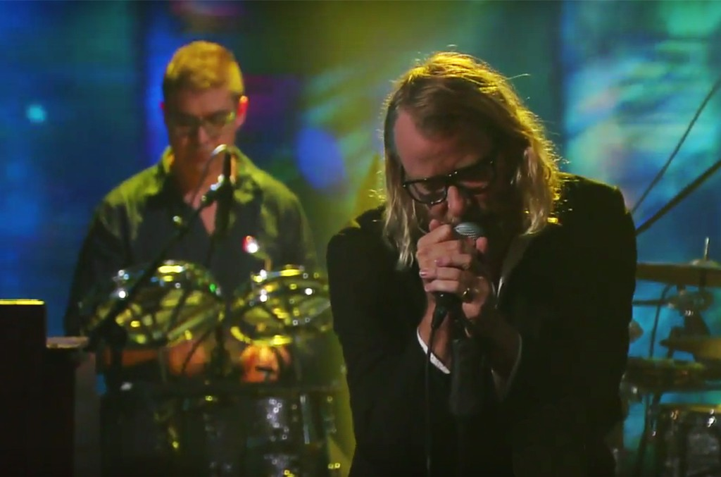 The National performs on The Late Show with Stephen Colbert