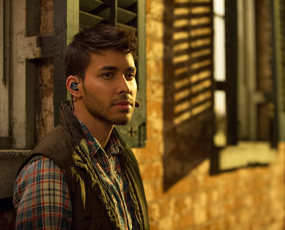 Prince Royce as Peter? in The Passion