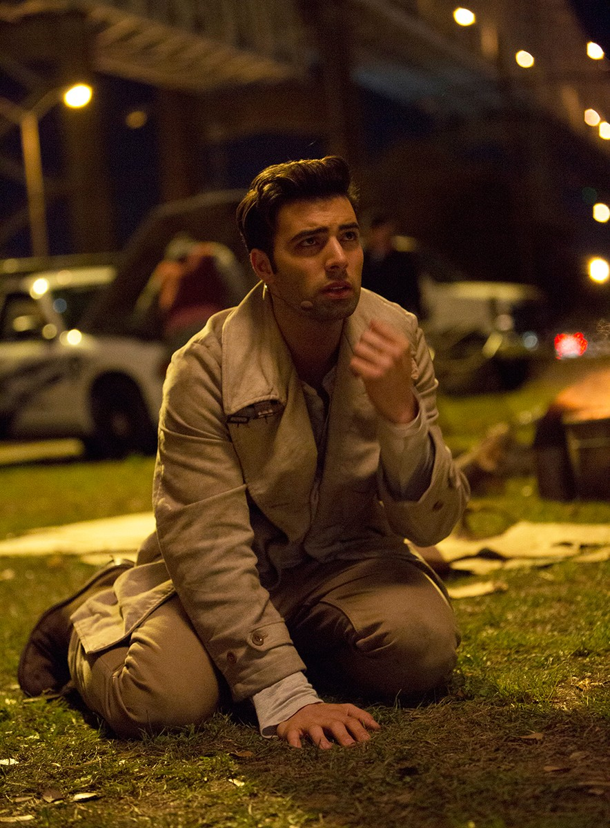 Jencarlos Canela as Jesus in The Passion,