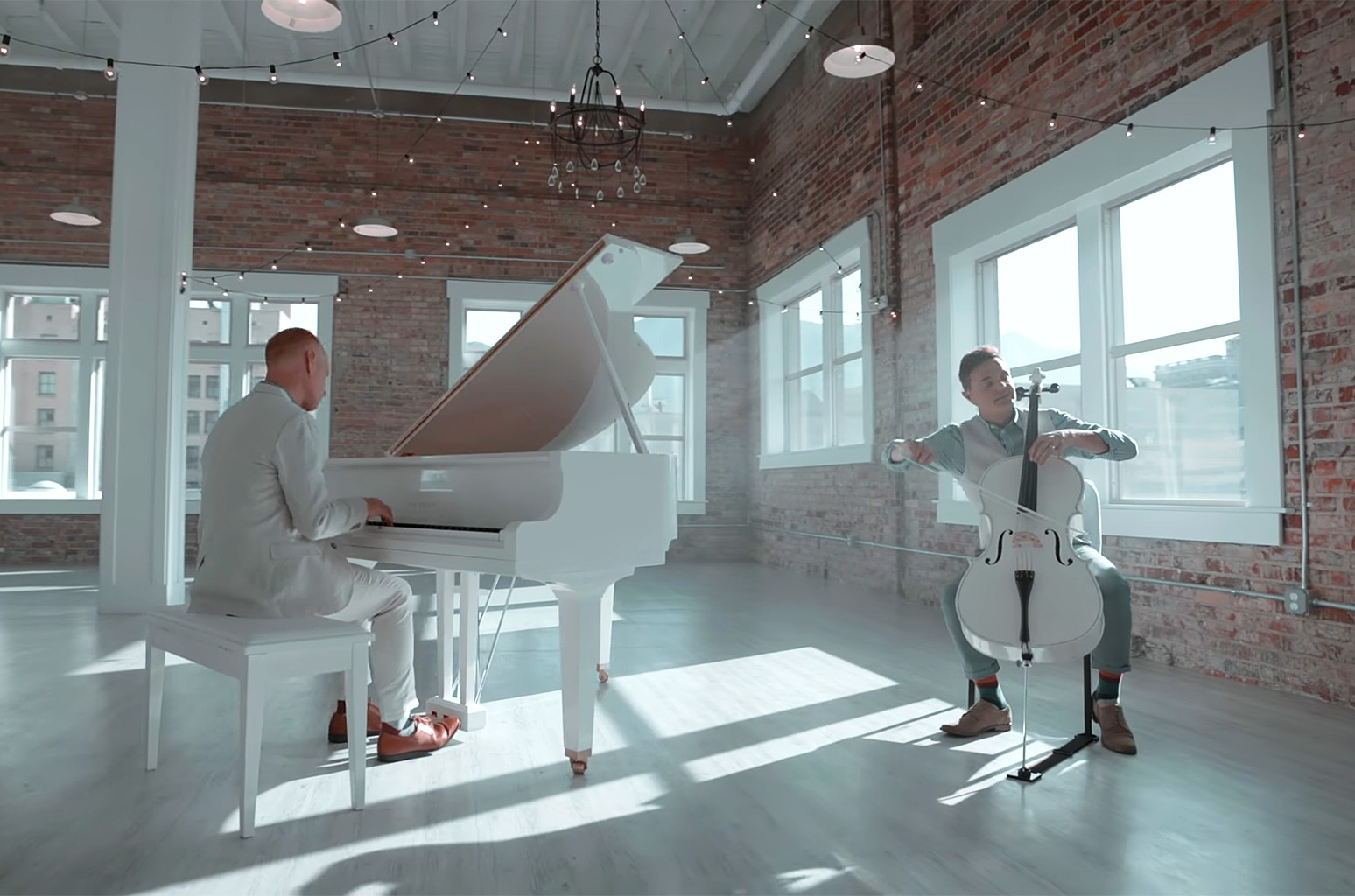 "The Piano Guys covers BTS' ""Epiphany"""