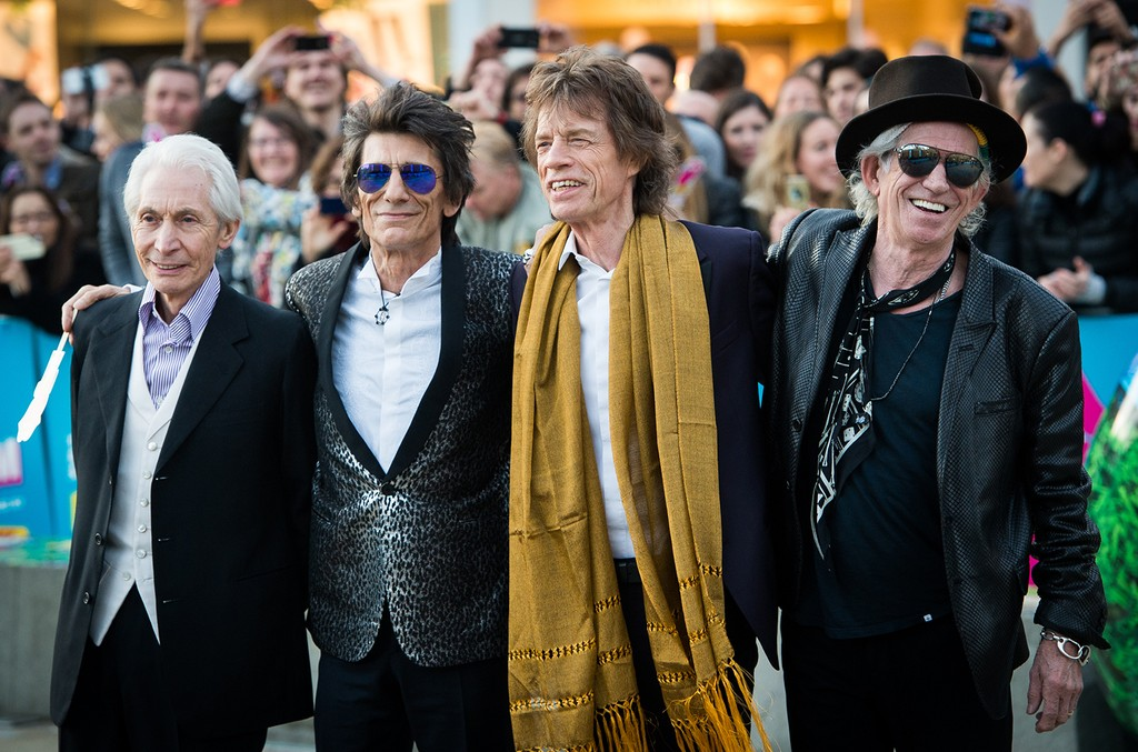 The Rolling Stones in London
