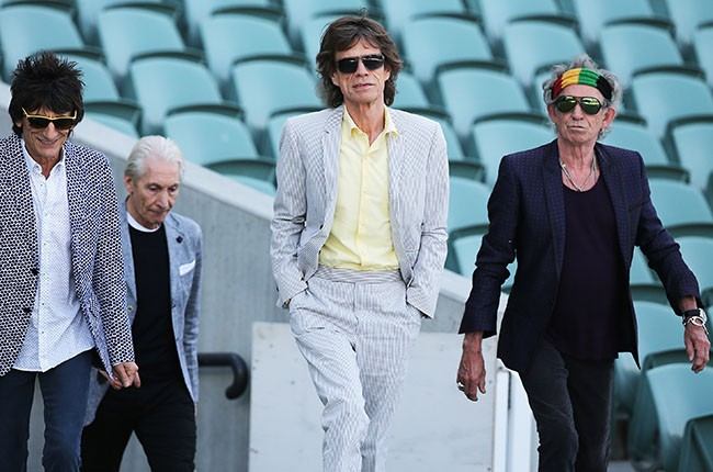 The Rolling Stones, 2014.