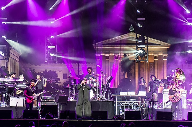 Cee Lo Green and The Roots